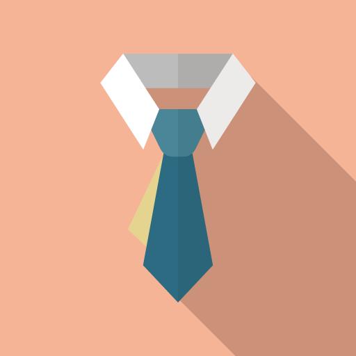 ネクタイの絵